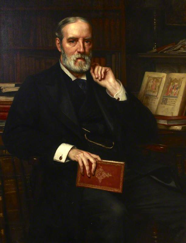 Sir Edward Maunde Thompson (1840–1929), Director and Principal Librarian (1888–1909)