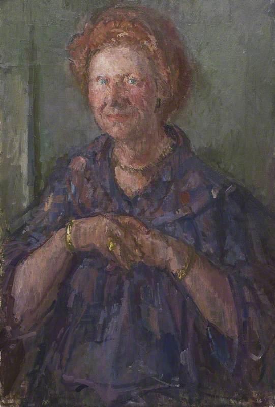 Maysie Webb (1923–2005), Deputy Director (1971–1983)