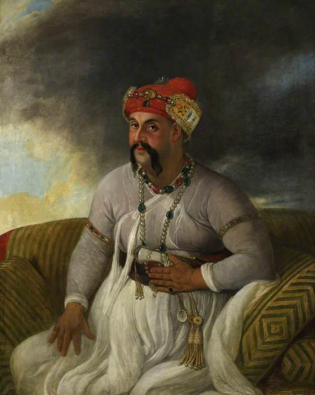 Asaf al-Daula, Nawab of Oudh (1775–1797)