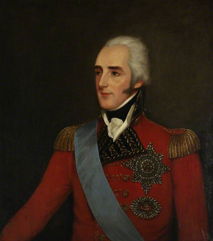Richard Colley Wellesley (1760–1842), 1st Marquess, Governor General of Fort William, Bengal (1798–1805)