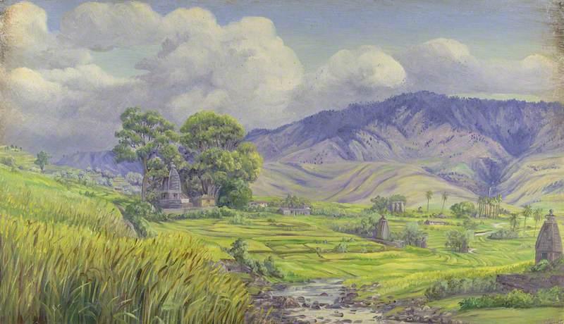 'Duarah Nath – Kumaon, India. 23d August 1878.'