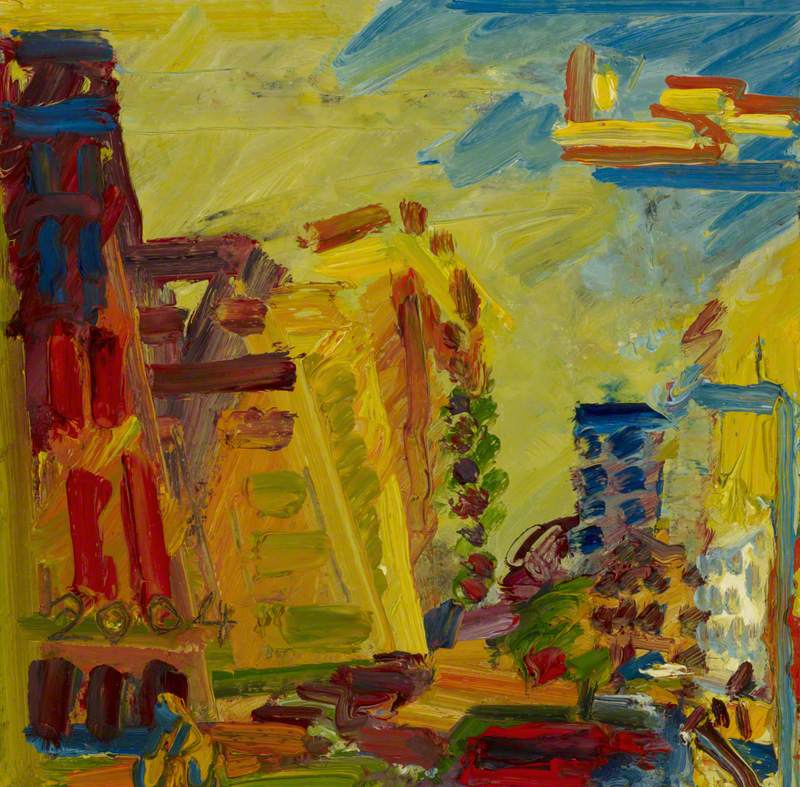 Mornington Crescent – Summer Morning II