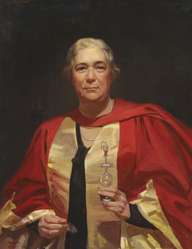 Professor Winifred Cullis (1875–1956)