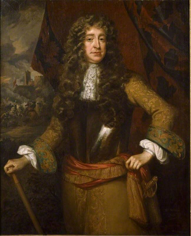 Portrait of an Unknown Man, called William III