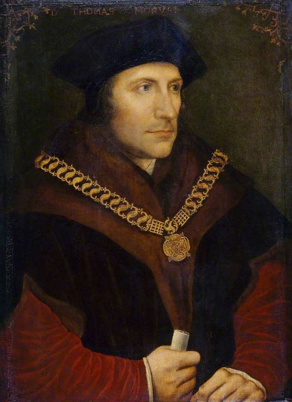 Sir Thomas More (1478–1535)