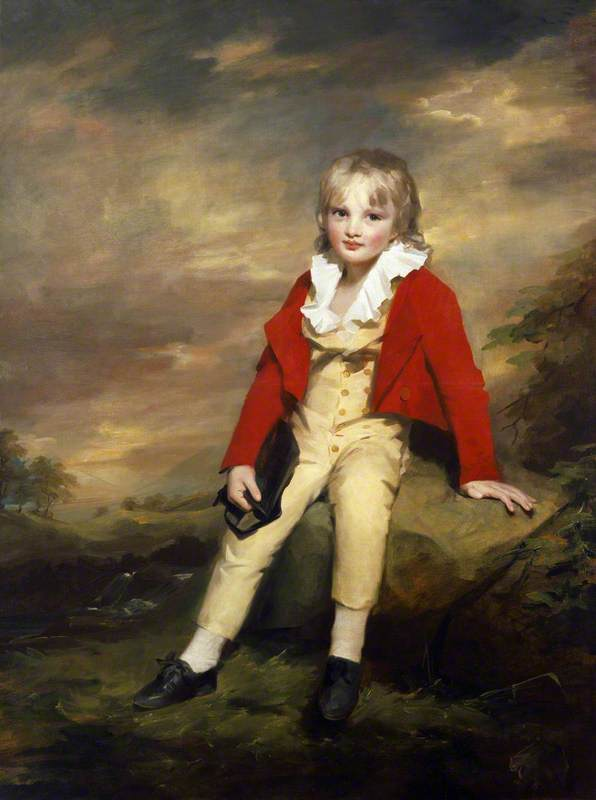 Sir George Sinclair of Ulbster (1790–1868), as a Child