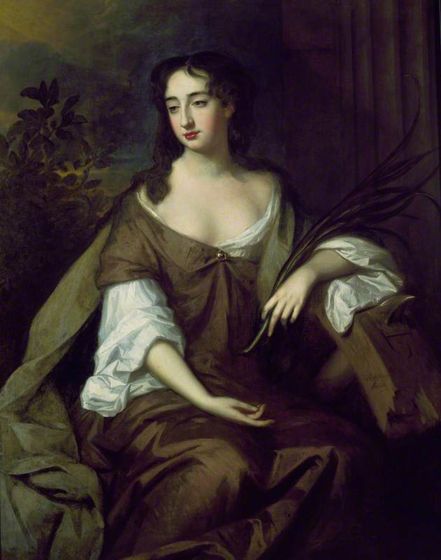 A Lady as Saint Catherine