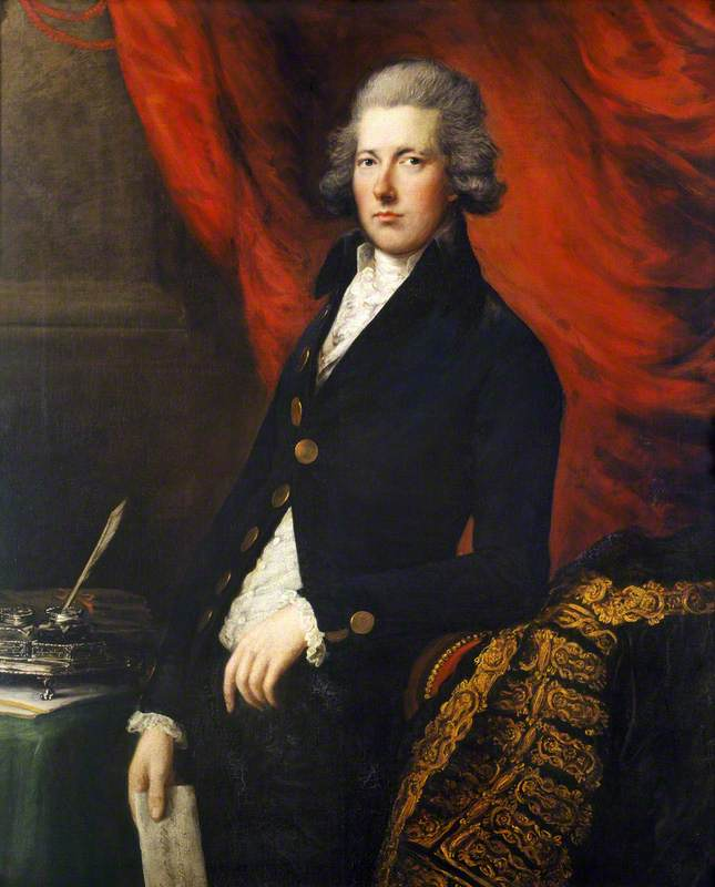 The Right Honourable William Pitt the Younger (1759–1806)