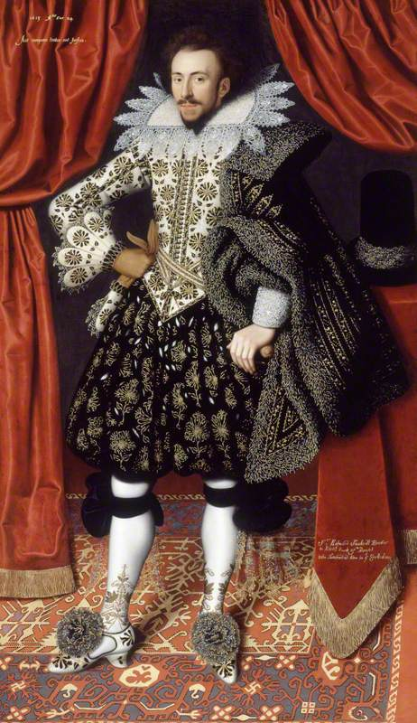 Richard Sackville (1589–1624), 3rd Earl of Dorset
