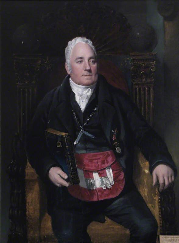 James Asperne (1737–1820)