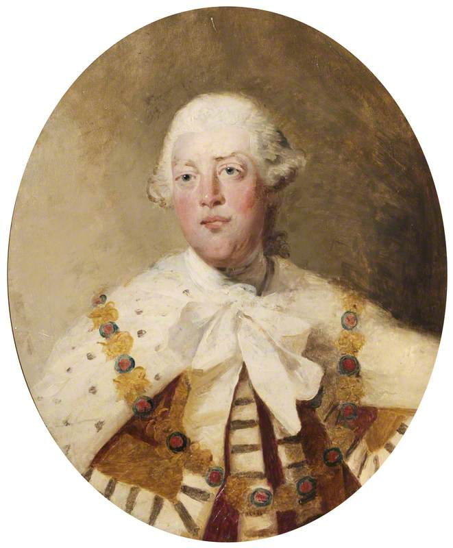 HM King George III (1738–1820)