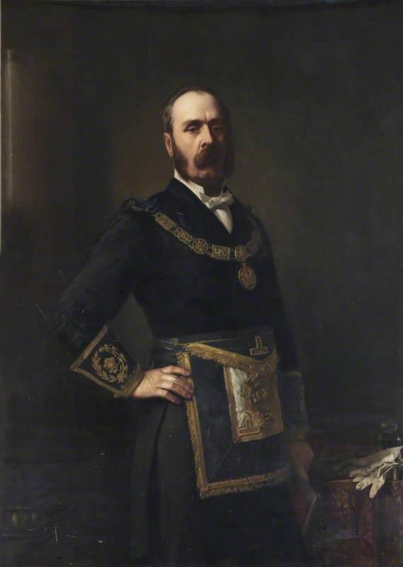 Sir John Braddick Monckton (1832–1902)