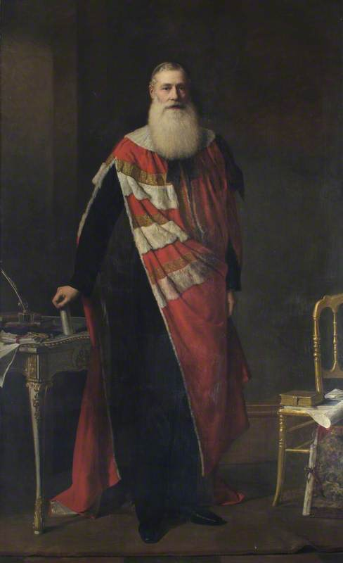Edward (1837–1898), 1st Earl of Lathom and 2nd Baron Skelmersdale, GCB