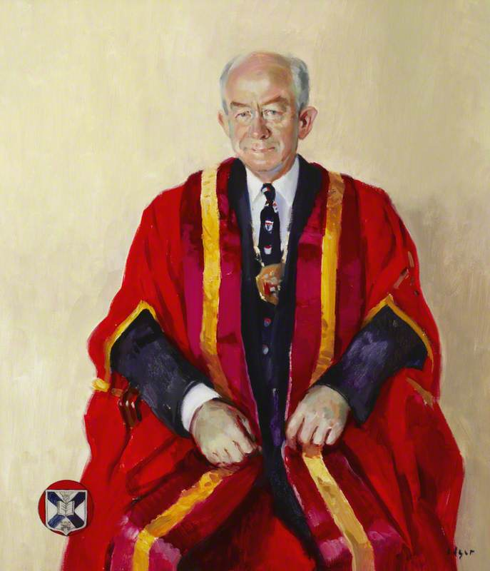 Professor Alistair Spence, President of the Royal College of Anaesthetists (1991–1994)