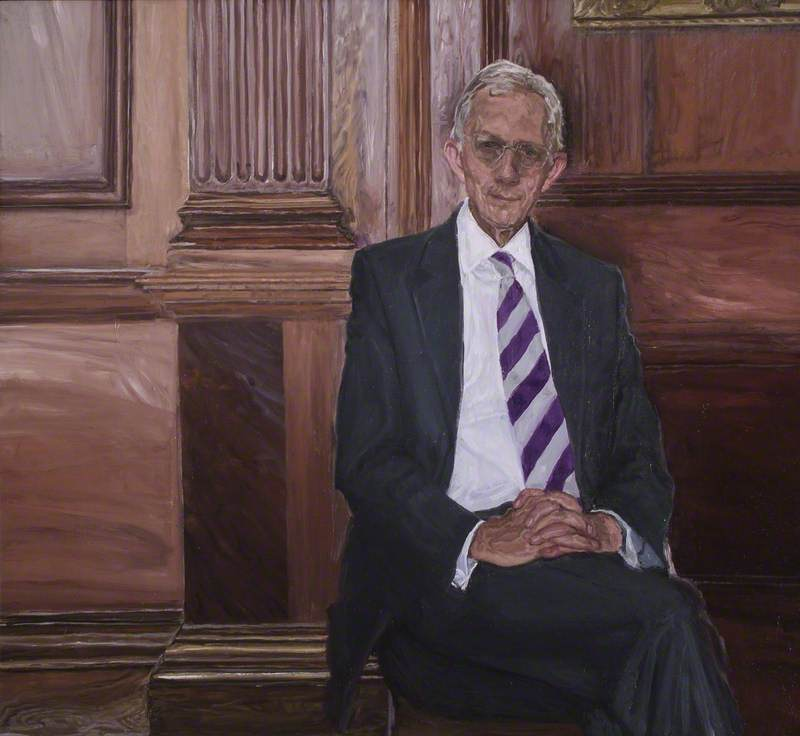 Professor Sir Ian Gilmore (b.1947)