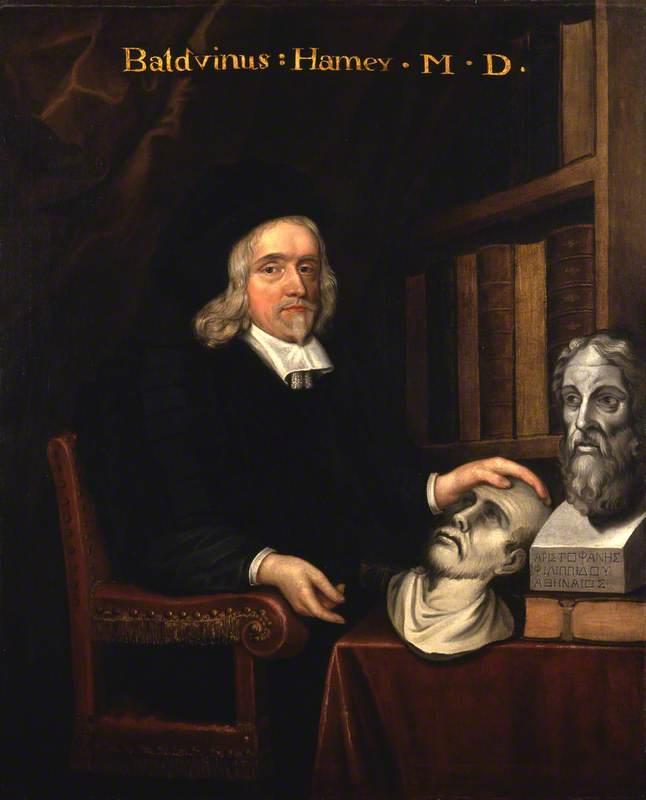 Baldwin Hamey, Junior (1600–1676)