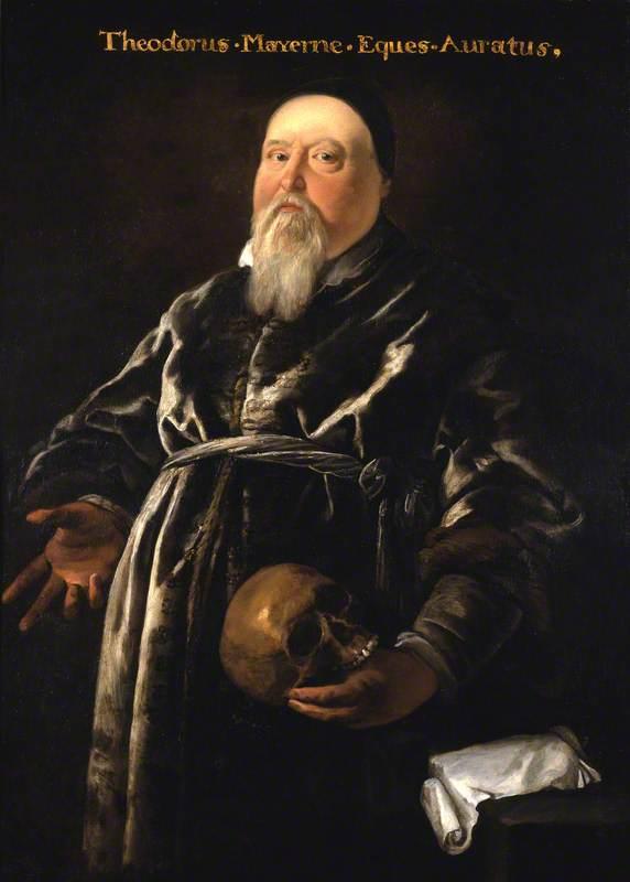 Sir Theodore de Mayerne (1573–1655)