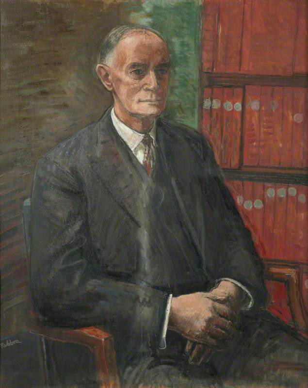 Sir Christopher Ingold (1893–1970)