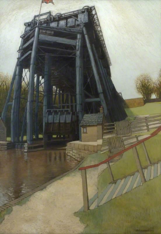Anderton Boat Lift, Cheshire