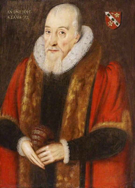 William Aldersey (1543–1616), Mayor of Chester