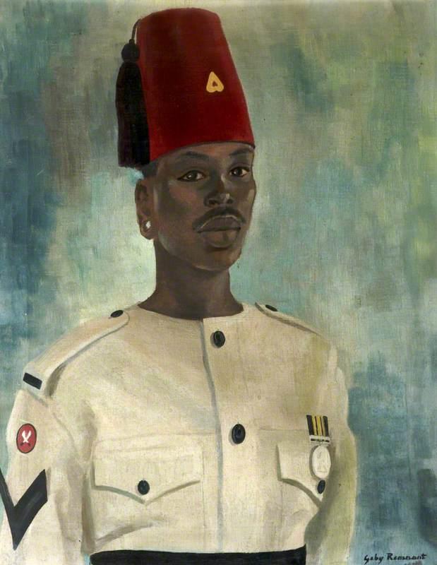 Askari, Corporal of the 5th Kings African Rifles