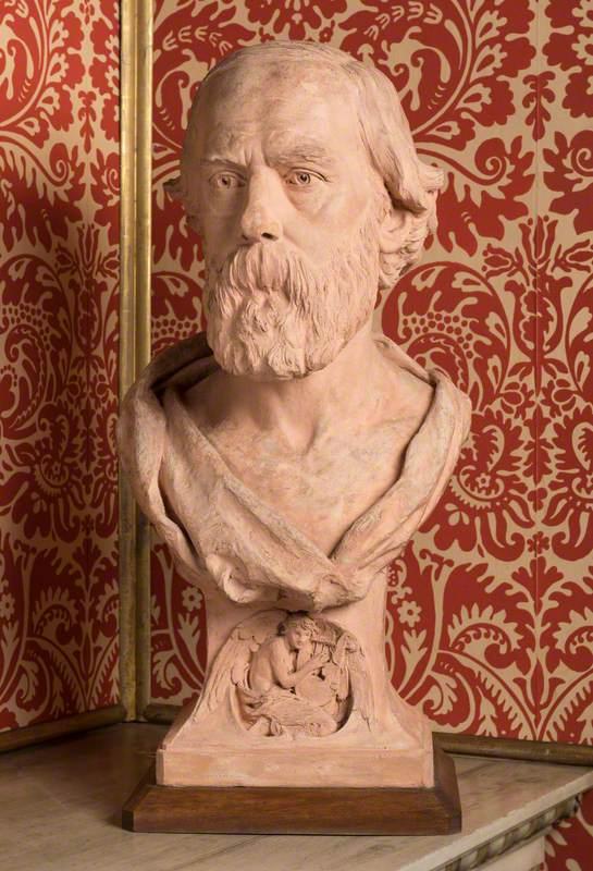 Sir John Byrne Leicester Warren (1835–1895), 3rd Baron de Tabley