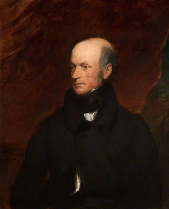 James Kendrick, Senior (1771–1847), MD, FRS