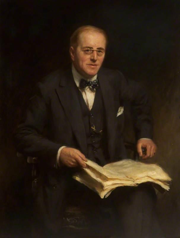 Sir W. P. Rylands (1868–1948), Bt