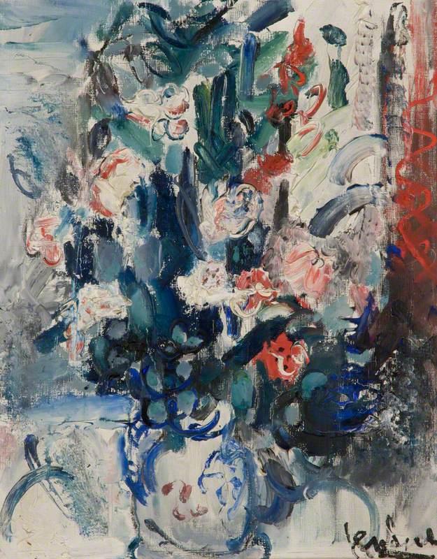 Fleurs (Flowers in Vase)