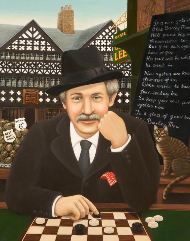 Charlie Lee, Oysterman and Poet