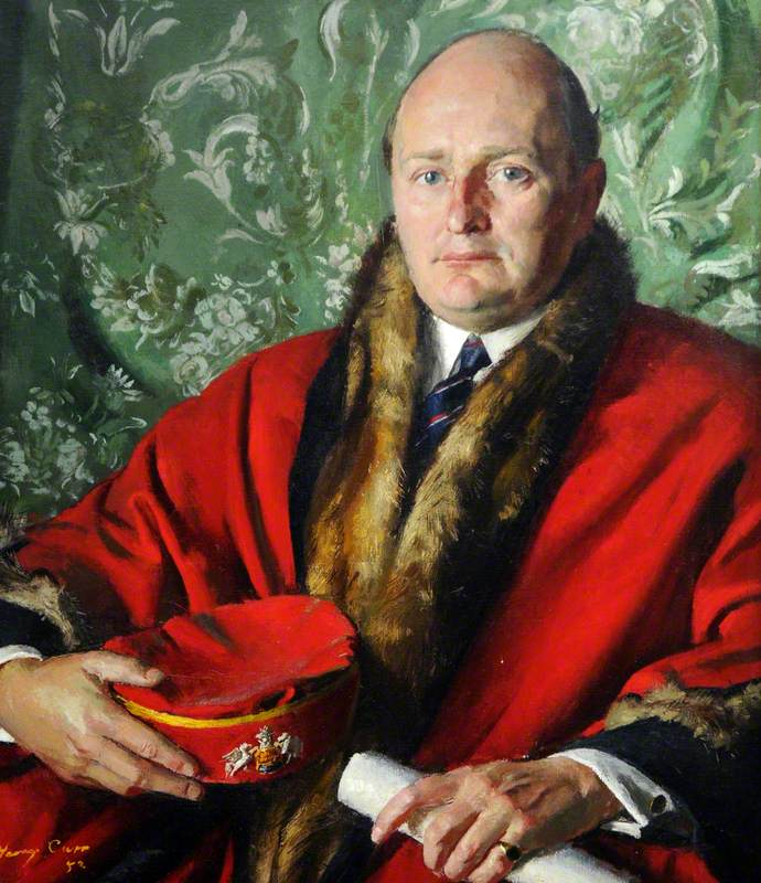 Paul Crombie, Clerk of the Court of Alderney (1967–1975)