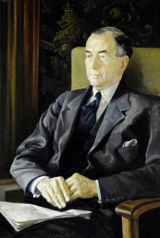 Sir Frank Wiltshire, Judge of Alderney (1947–1949)