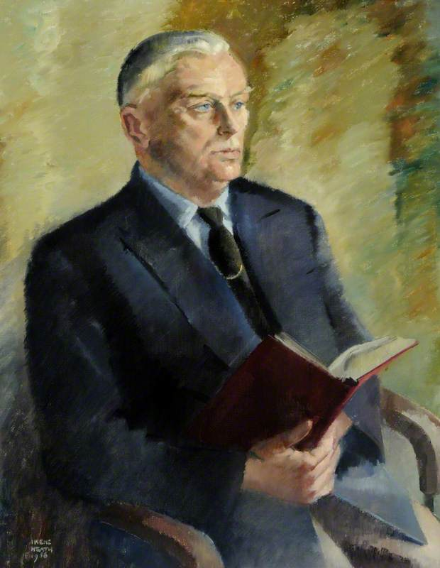 Frederick George French, CBE, MA, Judge of Alderney (1938–1940 & 1945–1947)