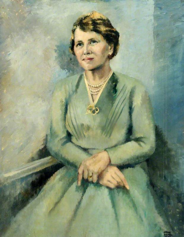 Mrs Anne French (d.1955)