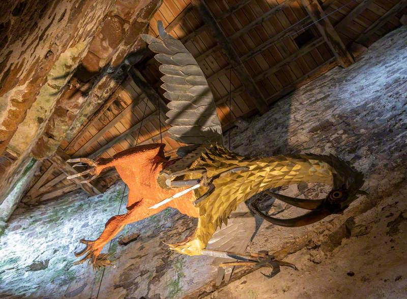 Fabulous Beasts – Griffin