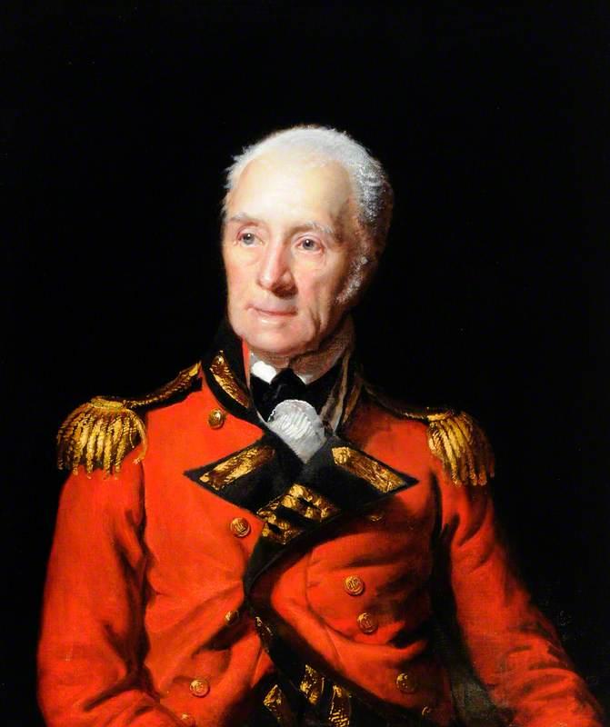 Sir Hew Whiteford Dalrymple (1750–1830), Bt, Lieutenant Governor of Guernsey (1796–1803)