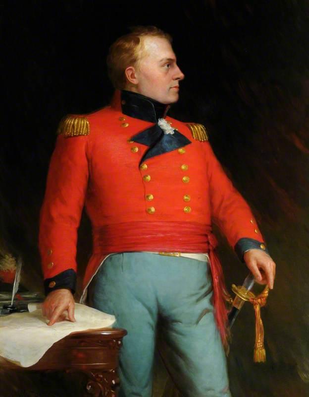 Major General Sir Isaac Brock (1769–1812), KB