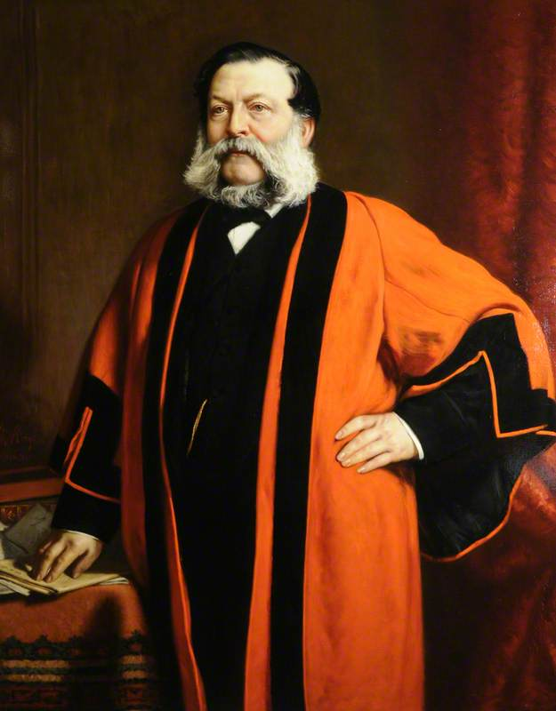 General George Helier Horman (1817–1879), HM Solicitor