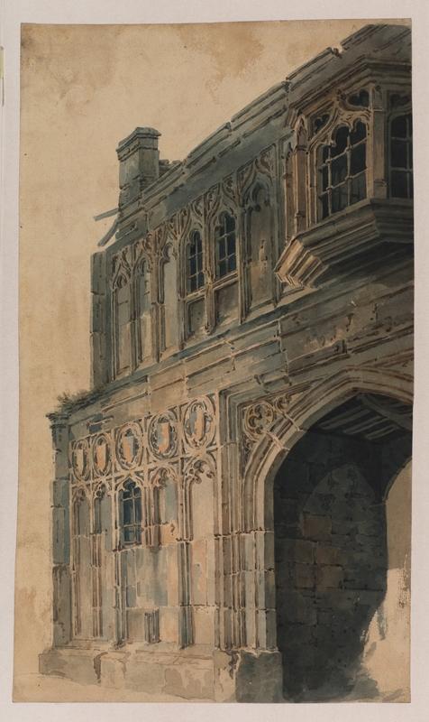 Gateway of Malvern Priory