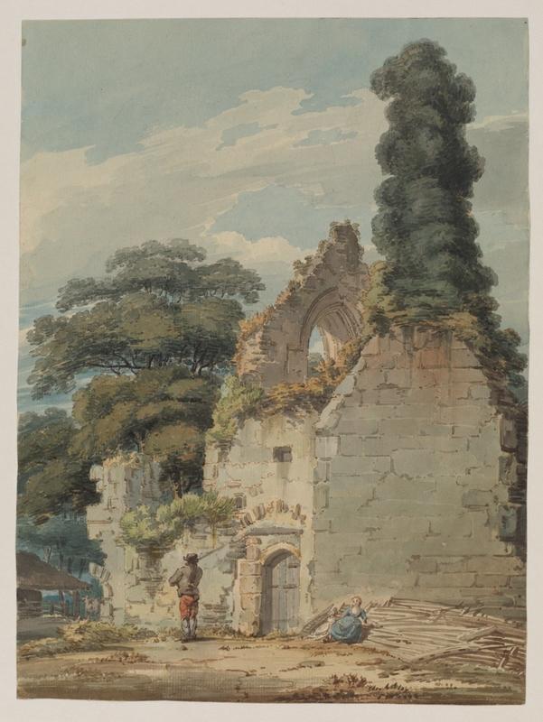 Ruins of Saint Augustine's Priory, Canterbury