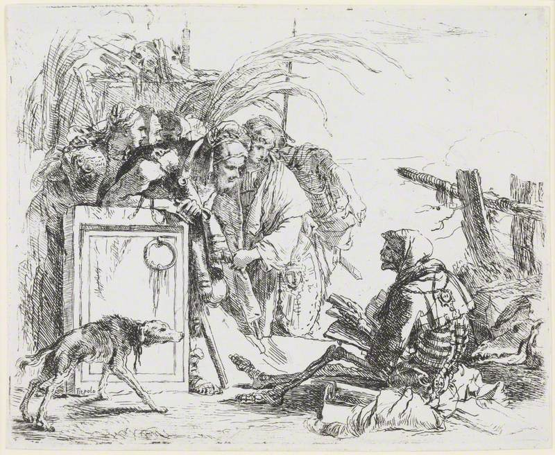Death Giving Audience