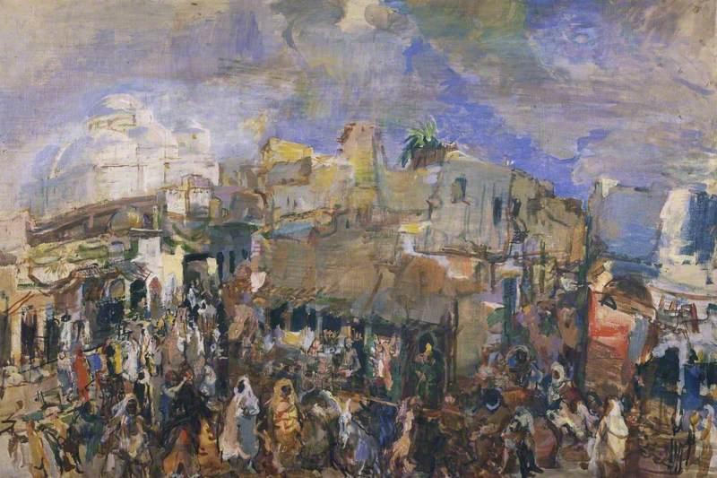 Market in Tunis