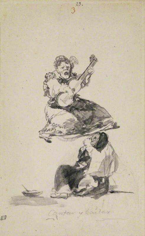 Cantar y Bailar (Singing and Dancing)