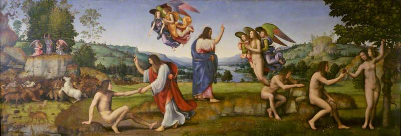 Creation and Fall of Man