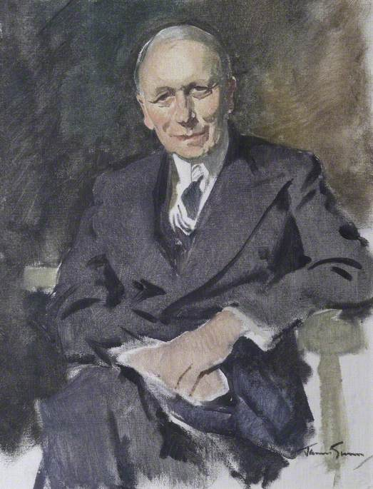 Sir Thomas Peel Dunhill (1876–1957), GCVO, CMG, Pioneer Thyroid Surgeon