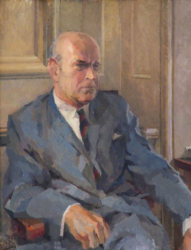Antony Brett (1913–1981), Last Steward of the Hospital (1947–1977)