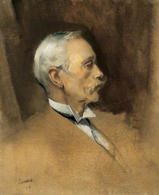 The Right Honourable Brien Ibrican (1864–1932), Baron Cullen of Ashbourne, KBE, Governor of the Bank of England (1918–1920)