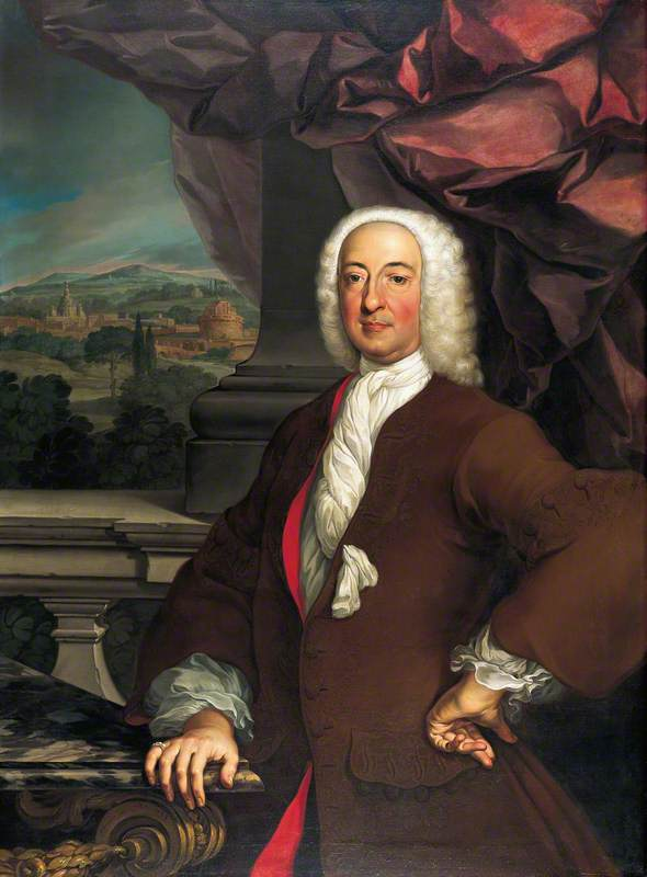 Richard du Cane (1681–1744), Director of the Bank of England