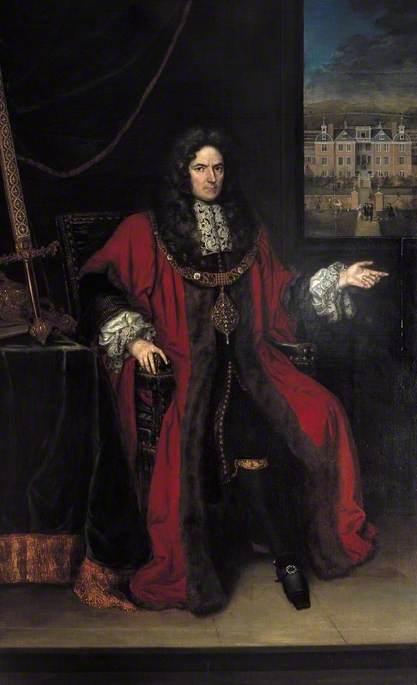 Sir Robert Clayton (1629–1707), Director of the Bank of England (1702–1707)