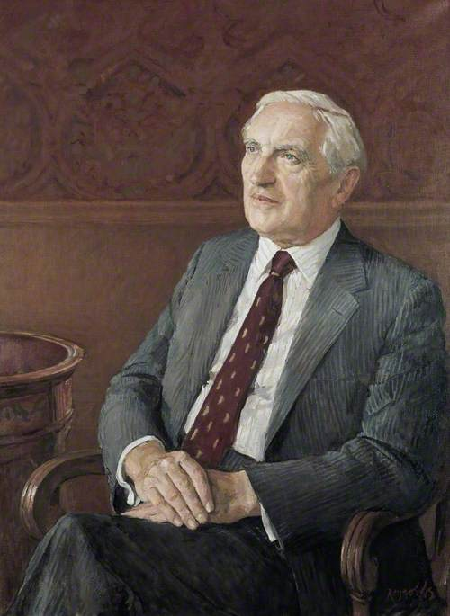 George Blunden (b.1922), Deputy Governor of the Bank of England